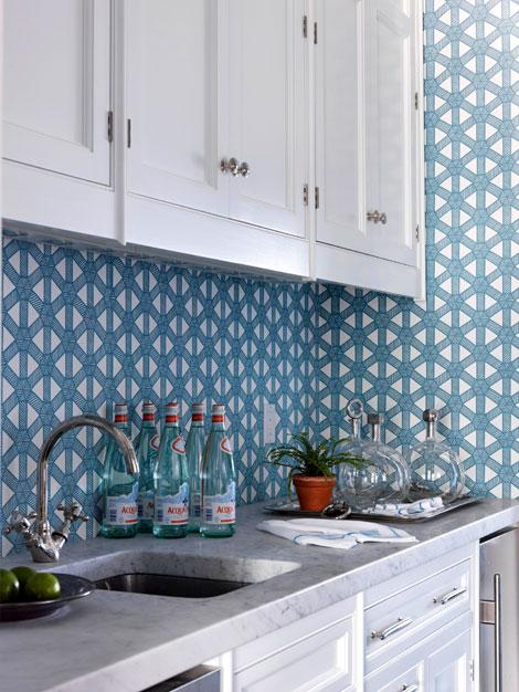 wallpaper kitchen backsplash contemporary kitchen material girls