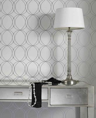 Darcy wallpaper graham brown for Graham and brown bathroom wallpaper