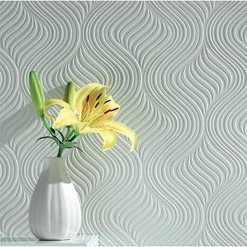 Wallpaper - Pure Paintable Geometric Wallpaper - Graham & Brown - paintable, large, scale, geometric, wallpaper,