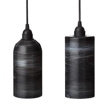 Lighting - FIRE EXTINGUISHER PENDANT LAMPS | UncommonGoods - recycled, black, pendant, lights,