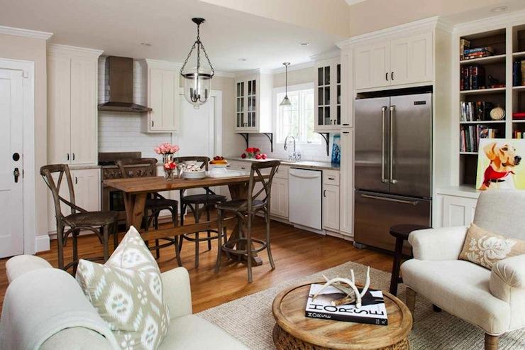 terracotta kitchen floor transitional - photo #7