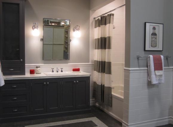 Bathroom Sherwin Williams Argos 7065
