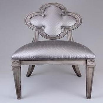 Sandstone Leather Bar Chair Calypso St Barth