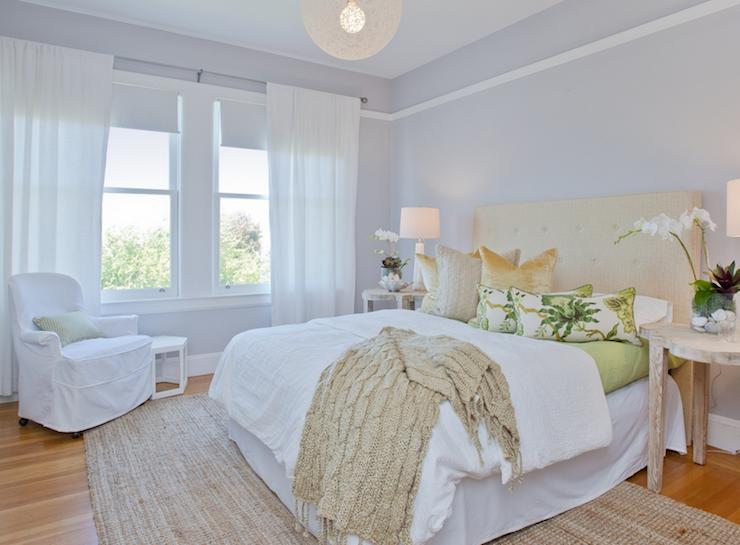 yellow and green bedroom cottage bedroom tamara mack design
