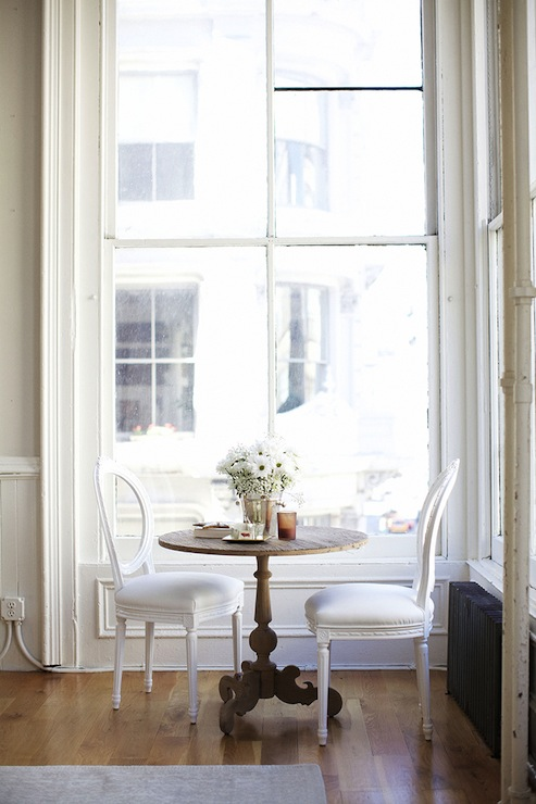 Floor To Ceiling Windows French Dining Room Rue Magazine