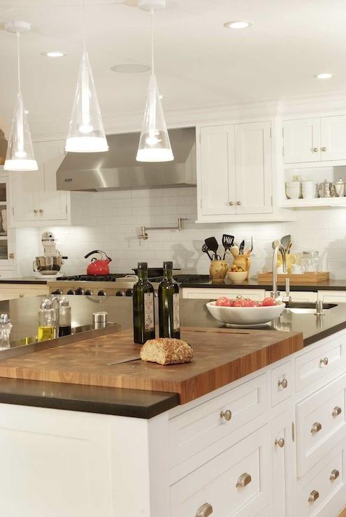 Oversized Kitchen Island Transitional Kitchen