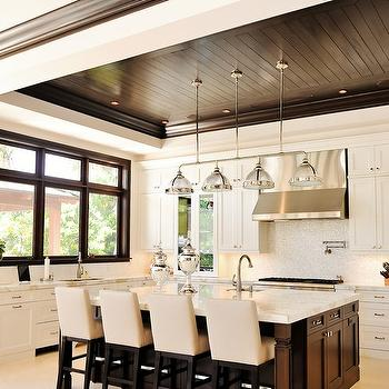 Beadboard Ceiling, Contemporary, kitchen, Tuthill Architecture
