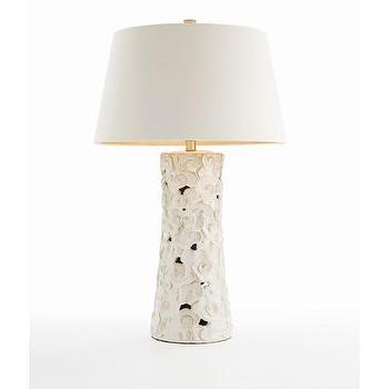 Lighting - ARTERIORS Home Myla Ivory Porcelain Lamp | Wayfair - ivory, porcelain, lamp,
