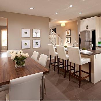 Eat-In Kitchen, Contemporary, kitchen, Cardel Designs