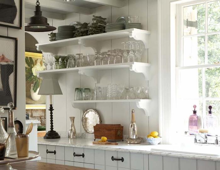 Farmhouse Kitchen Cottage Kitchen Litchfield Designs