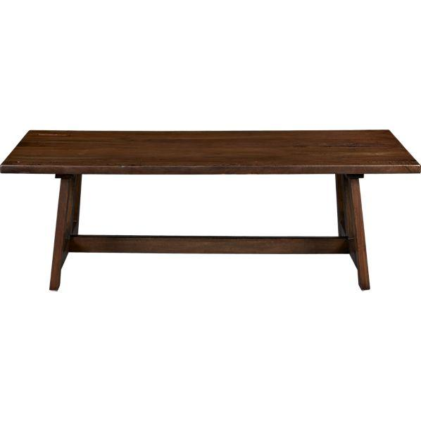 Taverna Dining Table I Crate And Barrel