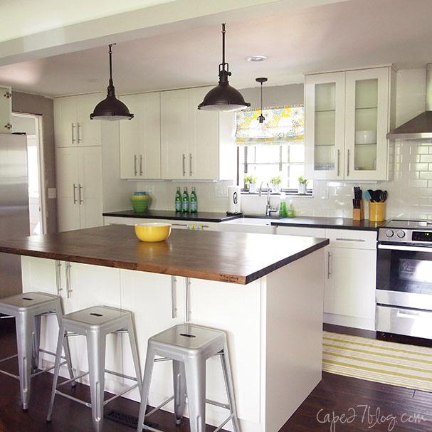 Ikea Adel Cabinets Cottage Kitchen Cape 27