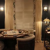 black-game-room-walls - Design, decor, photos, pictures, ideas ...