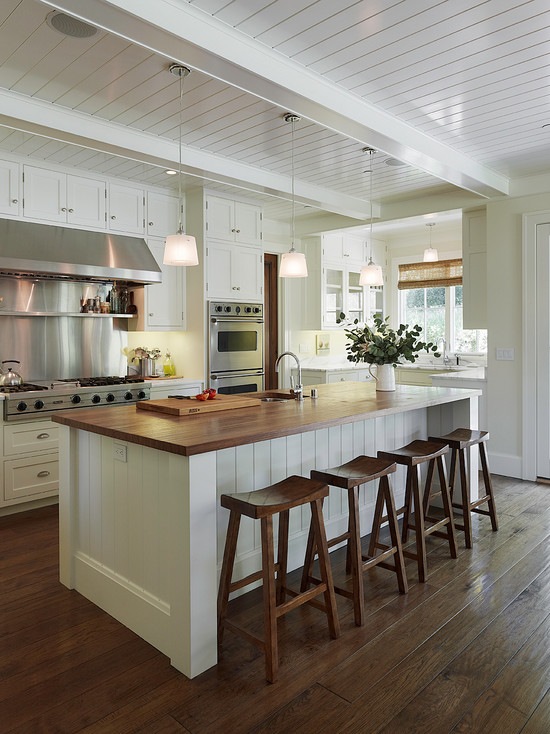 Off White Kitchen Cabinets Cottage Taylor