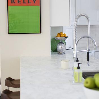Kitchen Peninsula, Contemporary, kitchen, Morrison Fairfax Interiors