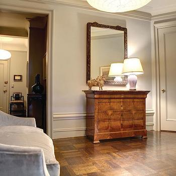 Parquet Wood Floor, Traditional, entrance/foyer, Best and Company NYC