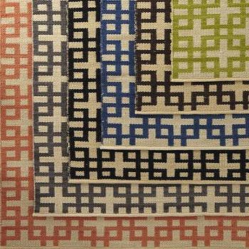 'Block Squares' Rug, Neiman Marcus