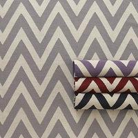 Rugs - &#039;Delia&#039; Rug - Neiman Marcus - chevron rug, striped chevron rug, gray chevron rug, navy blue chevron rug, red chevron rug, purple chevron rug,