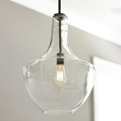 Sawyer 1 light pendant ballard designs