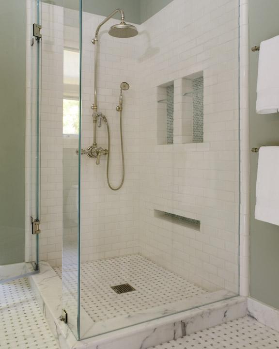 Sage Green Bathroom Contemporary Bathroom Coddington