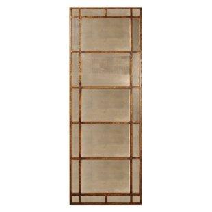 Mirrors - Avidan Antique Mirror - Simply Mirrors - antiqued gold leaf mirror, antiqued mirror, antiqued rectangular mirror,