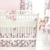 New Arrivals Inc - nurseries - crib bedding, baby bedding, nursery, baby, lavender, green, infant bedding, nursery bedding, pink and gray nursery, pink and gray crib bedding, pink and gray nursery, pink and gray nursery bedding,