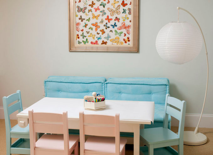 Girl's Playroom Furniture - Contemporary - girl's room - Benjamin ...