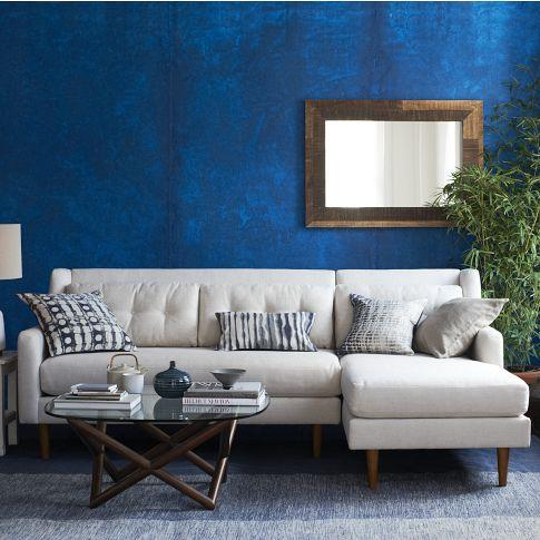 Crosby Sectional West Elm