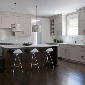 2 Tone Kitchen, Contemporary, kitchen, Kitchens by Deane