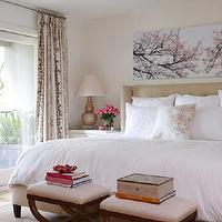 Cherry Blossom Bedding Contemporary Girl S Room