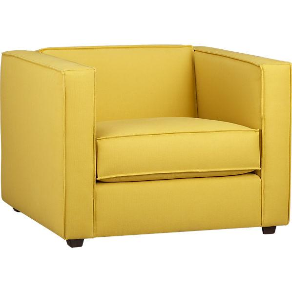 club lemongrass chair in all new cb2