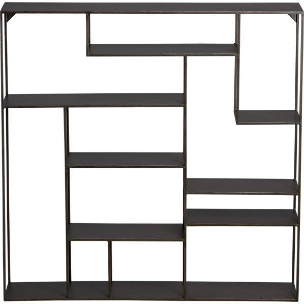 alcove wall shelf - CB2