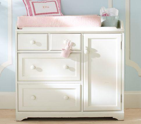 Madison Changing Table Pottery Barn Kids