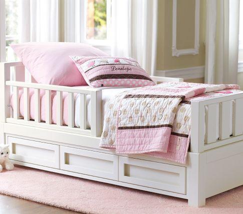 Skylar Toddler Bed