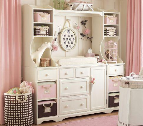 Madison Changing Table System Pottery Barn Kids