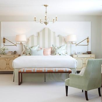 Sarah Richardson Bedrooms, Cottage, bedroom, Para Paints Fog, Sarah Richardson Design