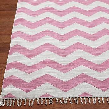 Chevron Rug, Pottery Barn Kids