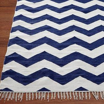 Rugs - Chevron Rug | Pottery Barn Kids - blue and white chevron rug, navy blue and white chevron rug, navy blue and white zig zag rug, blue and white zig zag rug,
