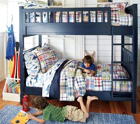 Camp Bunk Bed Pottery Barn Kids