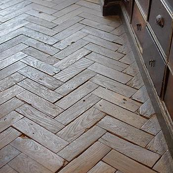 Herringbone Wood Floor, Transitional, entrance/foyer