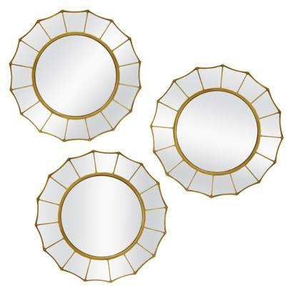 Threshold Round Mirror 3 Pieces I Target