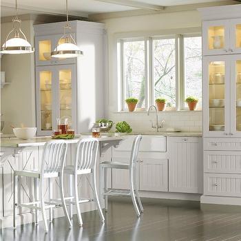 Martha Stewart Kitchen Cabinets, Transitional, kitchen, Martha Stewart Gull, Martha Stewart