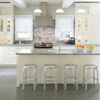 Martha Stewart Kitchen Cabinets, Contemporary, kitchen, Martha Stewart Nimbus Cloud, Martha Stewart