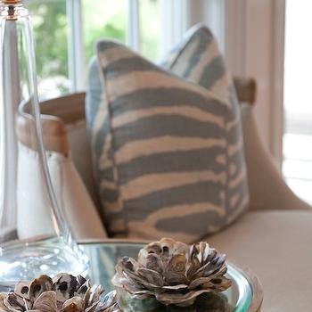 Clam Shell Votive Holders, Transitional, living room, Nightingale Design