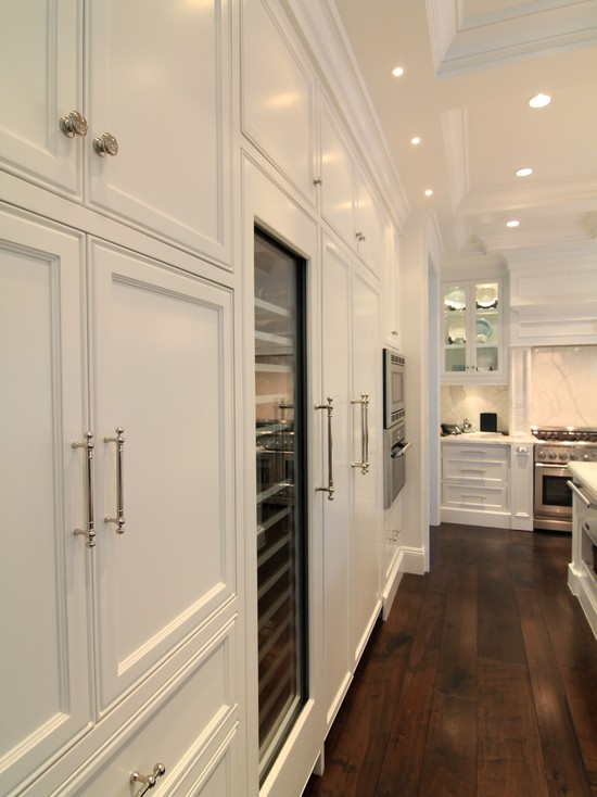 Floor To Ceiling Kitchen Cabinets Traditional Kitchen Prestige