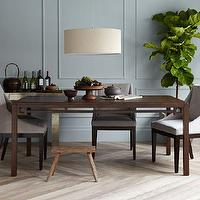 Tables - Lattice Dining Table | west elm - fretwork dining table, asian inspired dining table, asian fretwork dining table,