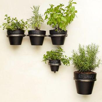 Decor/Accessories - Plant Holder Brackets | west elm - plant holder brackets, wall mount plant pot brackets, wall mounted plant pot holders,