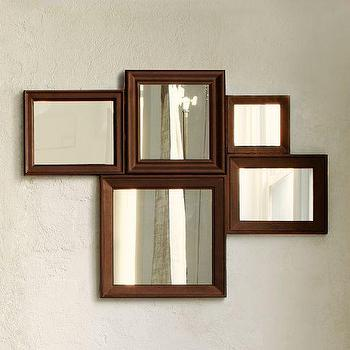 Multi-Moldings Wall Mirror, west elm