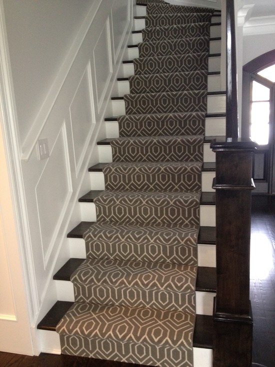 Stair Runners on a Budget