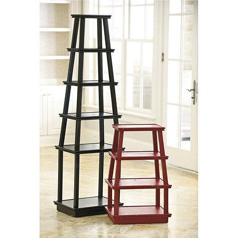 Benton etageres ballard designs for Dining room etagere